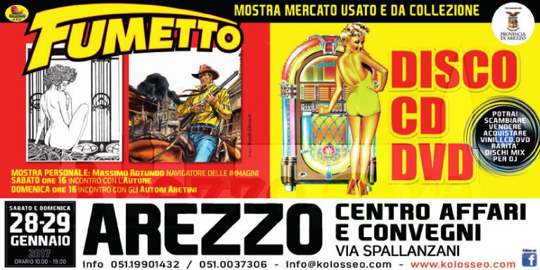Mostra Mercato 28-29 Gennaio 2017 Arezzo