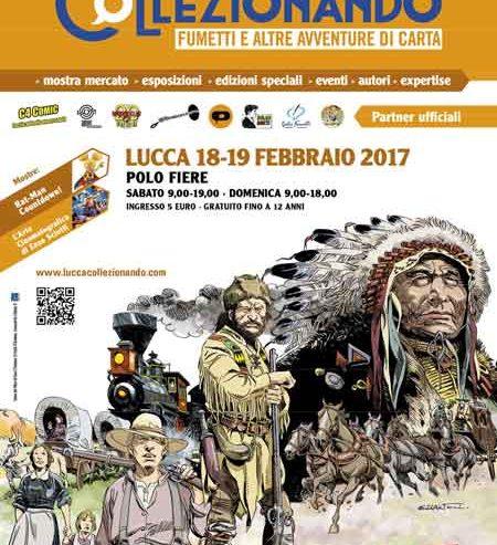 Collezionando Lucca 18 e 19 Febbraio 2017